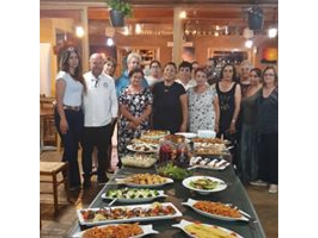 2o Εκπαιδευτικό Εργαστήρι «Αξιοποίηση Τοπικών & Παραδοσιακών Προϊόντων για νέες προτάσεις στα μενού των εστιατορίων»